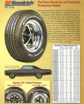 BFGoodrich Muscle Car Perform. Radials