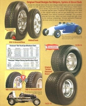 Firestone Dirt Track Tyres