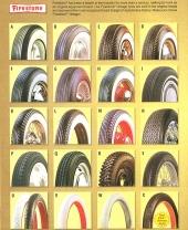 Firestone Vintage Tyres