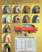 U.S. Royal Vintage Tyres