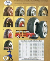 Coker Classic Vintage Tyres