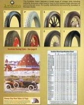 Excelsior Vintage Tyres