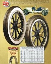 Goodrich Silvertown Cord Tyres