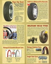 Specialty & Economy Tyres